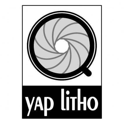 free vector Yap litho studio