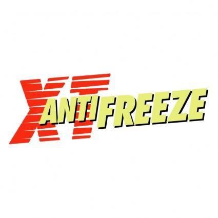 free vector Xt antifreeze