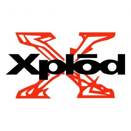 free vector Xplod 0