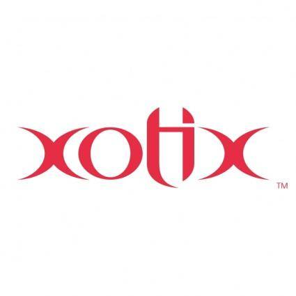 free vector Xotix