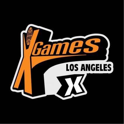 free vector Xgames 10