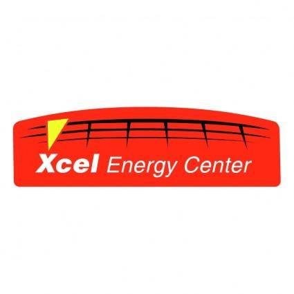 free vector Xcel energy center