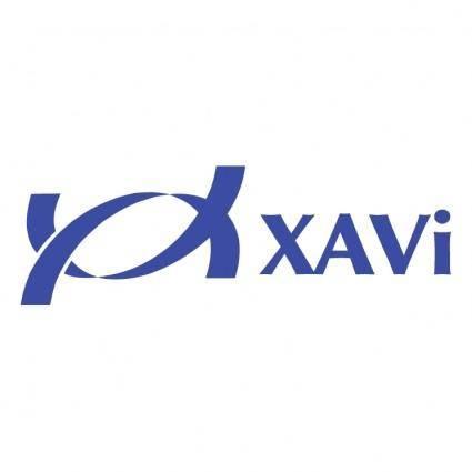 free vector Xavi
