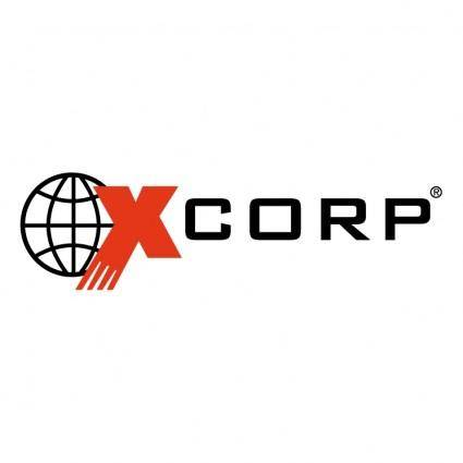 free vector X corp