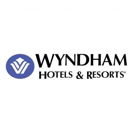 free vector Wyndham hotels resorts