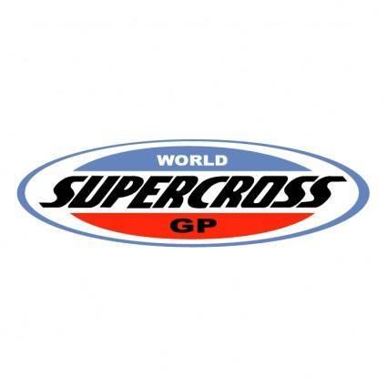 free vector World supercorss gp