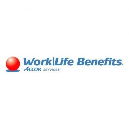 Work life benefits