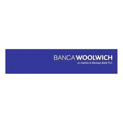 Woolwich banca