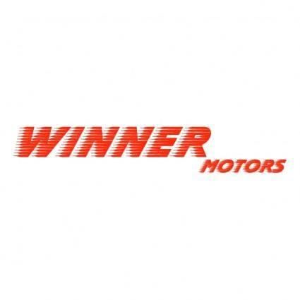 Winner motors
