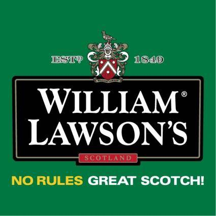 free vector William lawsons 0