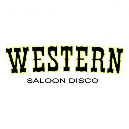 free vector Western