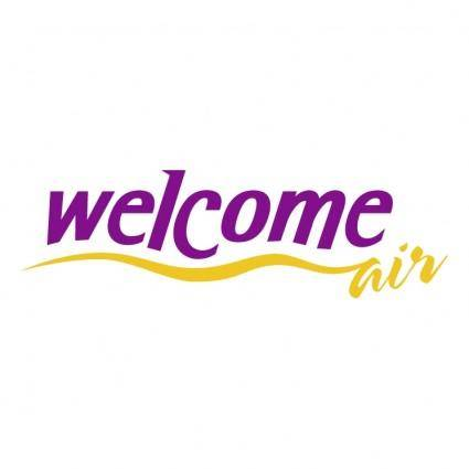 Welcome air