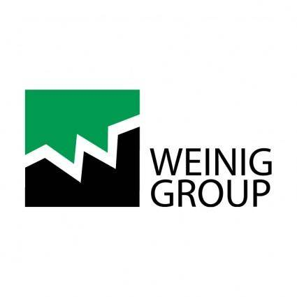 free vector Weinig group