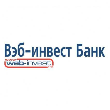Web invest bank