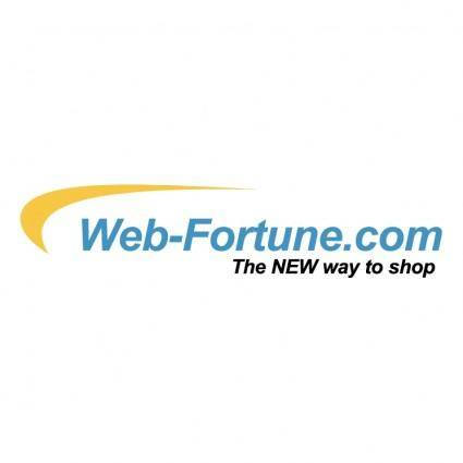 free vector Web fortune