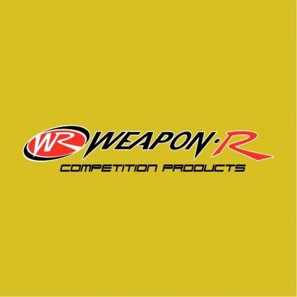 free vector Weaponr wr