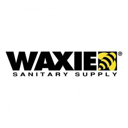 free vector Waxie sanitary supply