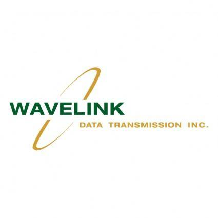 Wavelink data transmission
