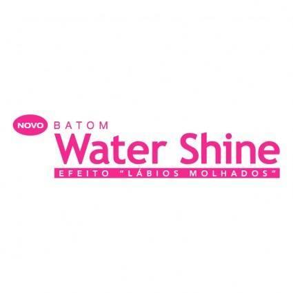 free vector Water shine
