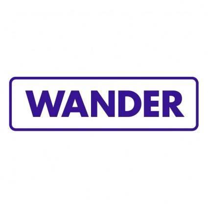 free vector Wander ag