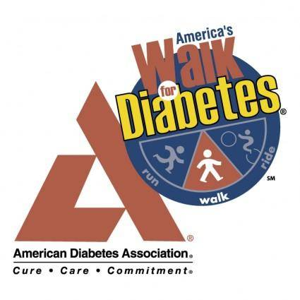 Walk for diabetes