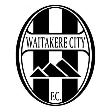 free vector Waitakere city fc