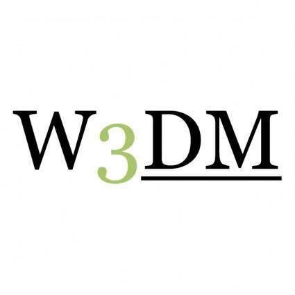free vector W3dm publicidade