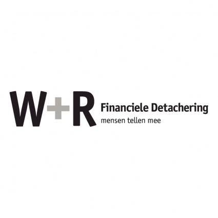 W r financiele detachering