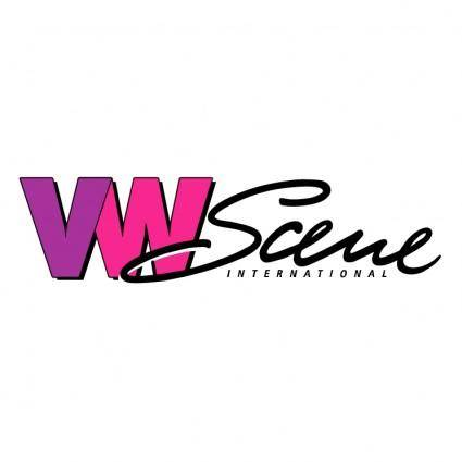 free vector Vw scene international