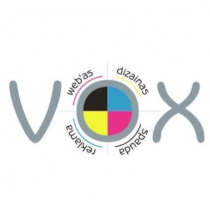 Vox dizainas