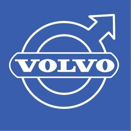 free vector Volvo 1