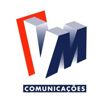free vector Vm comunicacoes
