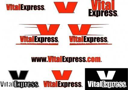 free vector Vital express