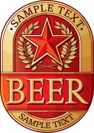 free vector Beer signs vector 4