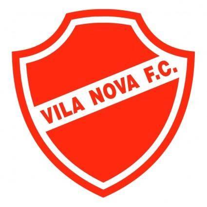 free vector Vila nova futebol clube de goiania go