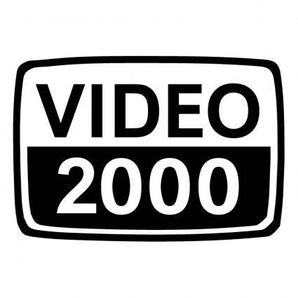 free vector Video 2000