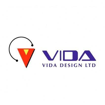 free vector Vida design