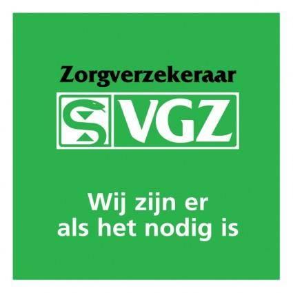 free vector Vgz zorgverzekeraar