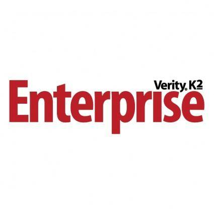 Verity k2 enterprise