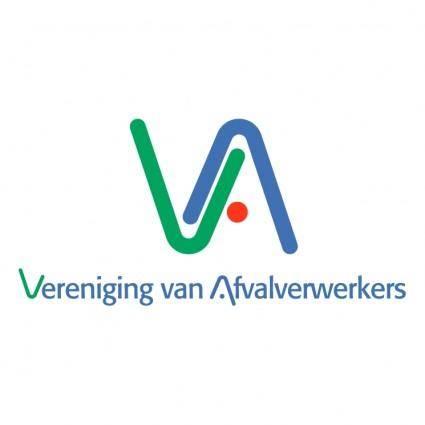 free vector Vereniging van afvalverwerkers