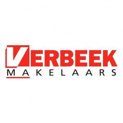 free vector Verbeek makelaars