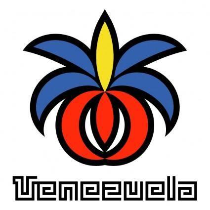 free vector Venezuela pabilion