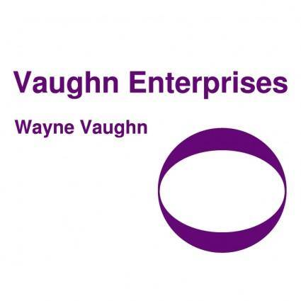 free vector Vaughn enterprises