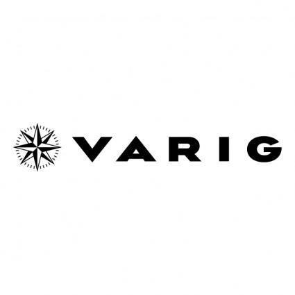 free vector Varig 0