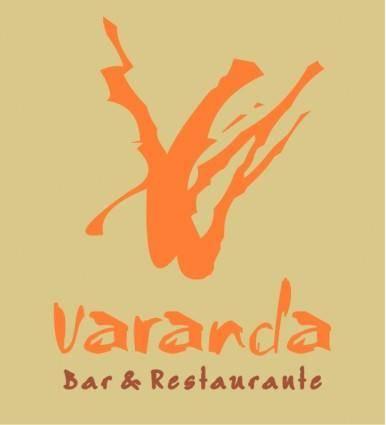 free vector Varanda