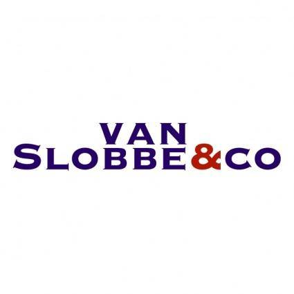 Van slobbe co