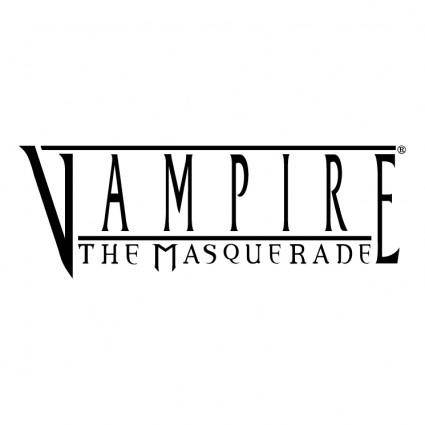 free vector Vampire the maquerade