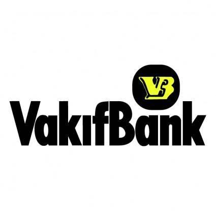 free vector Vakifbank