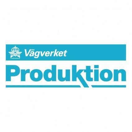 Vagverket produktion