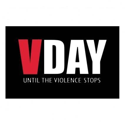 free vector V day